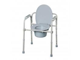 Ayudas Dinámicas silla de servicio plegable AD903