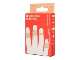 Interapothek apósitos plástico surtidos 20uds