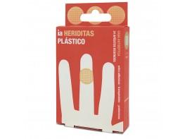 Interapothek apósitos plástico redondos 2,5cm 24uds