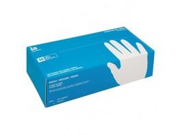 Interapothek guantes de látex empolvados talla M