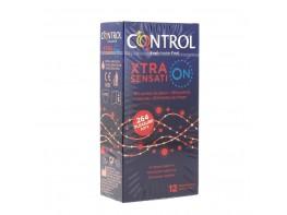 Control Xtra Sensation preservativos 12u