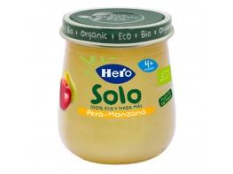 Hero Baby Solo ecológico pera manzana 120g